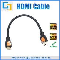 Free Shipping 1M 3FT HDMI M to M Cable, 1.3V HDMI Male to Male Cable, 1080P HDMI Cable for LCD HDTV DVD PS3