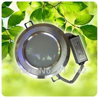 New 15w led ceiling downlight, 1650 lumen, aluminum alloy main material, high power American chip, 3 years warranty