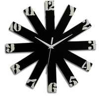 free shipping!fashion wall clocks!ferris wheel clock!make ur home romantic