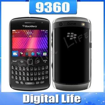 Original Unlocked BlackBerry 9360 Cell Phone3G GPS WIFI Bluetooth