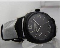 Ceramic material case; Manual on the chain; Sapphirine  watch