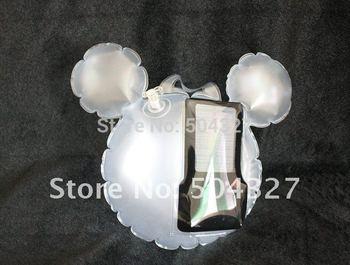 Free Shipping 4Pieces Square Meters Waterproof Solar Light Mini Solar Lanterns Solar Lantern Bag
