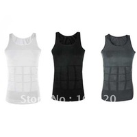 Slim N Lift For Men Slimming gift Shirt Weight Vest tv Shaping Undergarment Elimination Of Male Beer Belly Body Shaper Garment