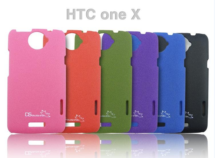 Free Shipping!New Design colorful Plush paint case skin cover for HTC one X G23 S720e(China (Mainland))