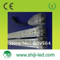 LED rigid bar Aluminum Housing 60LEDs 5050 (Freezer or refrigerator application)  Free shipping