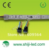 5M RGB 3528 Flexible  300 Led Strip Light +24 Keys IR Remote free shipping