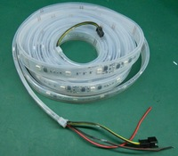 5m LED DMX digital strip,30leds/m,10pixels each meter,in silicon tube,can be controlled by dmx controlled directly