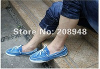 wholesale drive shoes,fashion suede leather shoe, men's casual shoe, free shipping by china post air mail , NVT25