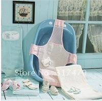 Free shipping Four-arm baby bath bed/take a bath bed nets,Bath bed for newborn baby,cross baby bed bath nets bathe