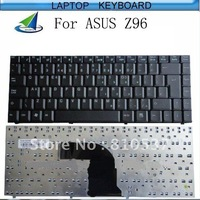laptop keyboard for ASUS Z96 series Z96F Z96H Z96J Z96JS Z84 100% brand new and original quality black color 1 year warranty