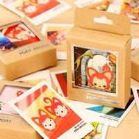 400pcs/lot=10set, mini greeting cards,, gift card,good quality  wholesale,Free shipping