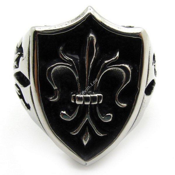 Кольцо Metal Soul Fleur De Lis , 8 13 R164 джемпер brave soul brave soul br019ewulf49