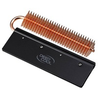 Wholesale Deepcool Memory cooler Memo4-with 1 copper heat pipe Compatible with SDRAM, DDR, DDR2, DDR3 memory cards.