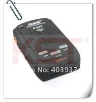 Free Shipping 100% ORIGINAL Conqueror Laser Radar Detector X323