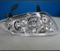 Automobile tail light model