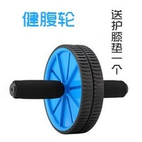 2013 Fitness Equipment/Sporting Goods/ab wheel power roller ,two-wheel hand pusher free shipping Free shipping