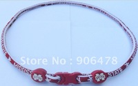 Free Shipping 50PCS/lot NCAA Fashion Sport Mississippi State Necklaces 27 Teams For Choice Custom Sizes