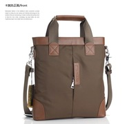 2014 New Special Offer Solid Nylon Zipper Free Shipping!2012 Men Oxford Cloth Shoulder Bag
