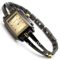Free shipping!Fashion  wrist watch ,quartz watches, ladies watches ,black, high quality