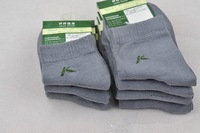 Freeshipping Bamboo fiber men's socks wholesale+retail+dropping sale