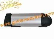 36V e bike battery, Japanese (Panasonic) battery cell, bottle battery with controller box inside
