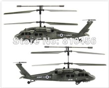 popular black hawk rc helicopter