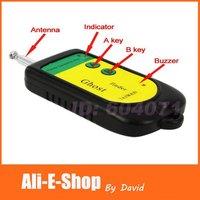Wireless Mini Hidden Camera Detector, Cheap LED Frequency Display Wireless Detector CCTV Hidden Camera, Audio Bug Detector