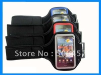 Wholesale Newest Sport Armband Case For Samsung Galaxy S2 I9100 ;EMS/DHL Free Shipping 100pcs/lot  (JLI9100A142KJ)