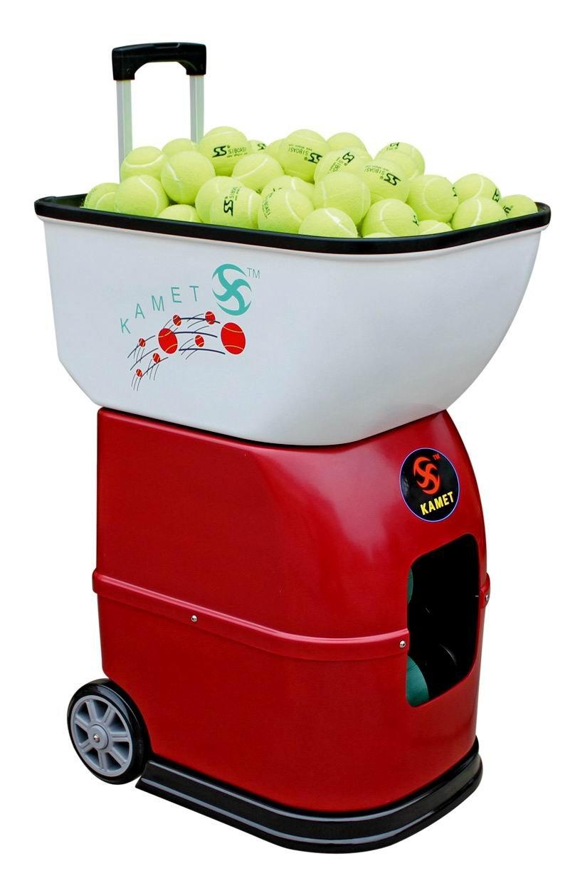 cheap tennis machine