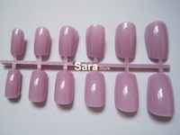 Free shipping-wholesales,Purple Fashionable Full Cover False Finger Tips/false tips100set/lot total1200pcs #03