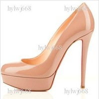 Free shipping high quality Women's high heel pumps shoes