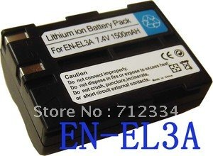 EN-EL3 EN-EL3a ENEL3 ENEL3a Battery For Nikon D50 D70/s D100