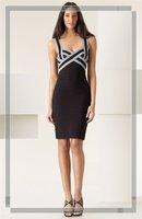 Вечернее платье In stock s Sexy Ladies' Bodycon Bandage Dress H061 Party Evening Dress