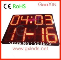 semi-outdoor multi-function remote control wall mounted clock