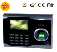 Fingerprint Time Attendance Machine HF-U160 Support Multi-language, GPRS/WIFI Optional