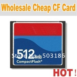 10pcs/lot Industrial Use Compact Flash CF Card 128M/256MB/512M/1GB/2GB Memory card Wholesale Free Shipping(China (Mainland))
