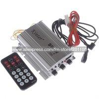 F276B Kinter MA-700 2 Channel 500W USB AUX FM MP3 Car Audio Amplifier