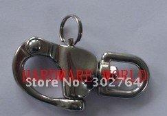 70mm *10304 STAINLESS STEEL SWIVEL SNAP SHACKLE - MARINE/BOAT/SAILING/YACHT/CARAVAN