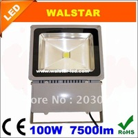Free shipping 4pcs/lot100W LED floodlight Epistar 45*45MIL led