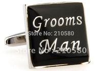 Wholesale Designer Wedding Cufflinks Fashion Jewelry Men's for Cufflinks Grooms Man Cuff links Formal Wear Accessories Suit
