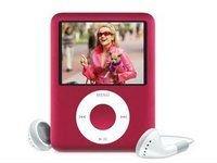 "New 1.8"" 16GB 3TH gen digital mp4 player Video Radio FM MP3 player +Gift+free shipping"