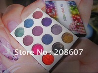 Nail Art Acrylic Glitter Powder  20set/lot Artificial Nail DIY Design Use With Acrylic Liquid Freeshipping Wholesale