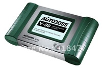 original Autoboss V30  with Spanish, French and English