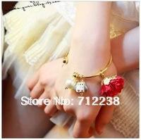 ACCESSORIZE Sweet wind openings bracelet