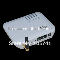 High Quality DBL GOIP Gateway 1 Channel + SMS support + IMEI change(China (Mainland))