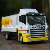 DIE CAST 1/43 SCANIA TANKER MODEL TANK TRUCK REPLICA