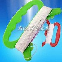 free shipping high quality kite flying tools 30m line kite handle bar 100pcs/lot  kite reel  outdoor toys wei kites factory