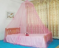 Free Shipping  Classical palace mosquito nets / bed nets Intensive Dome