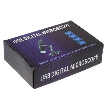 2MP 2 Mega Pixels 800X 8LED USB Digital Microscope Endoscope Magnifier Camera C1335