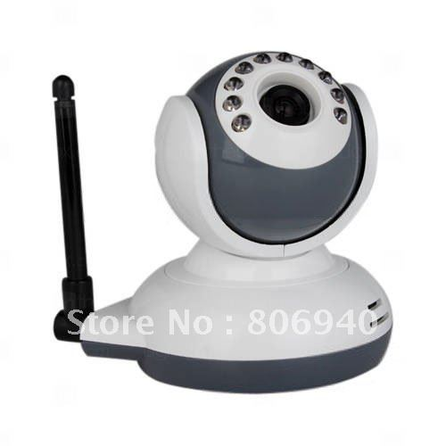 2.4 inch TFT-LCD Monitor 1/3CMOS 380TV Line 1.5LUX 2.4GHz Wireless Digital Baby Monitor Kit